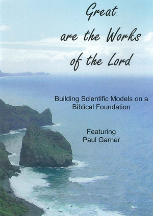 Great are the Works of the Lord - DVD
