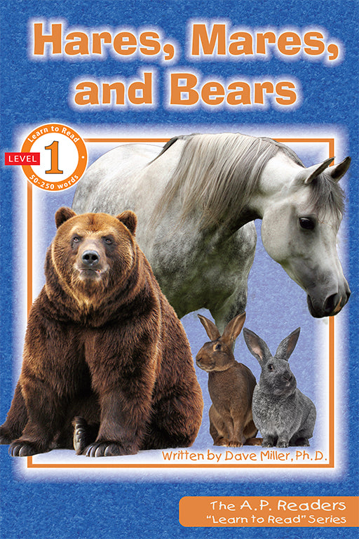 Learn to Read: Hares, Mares, and Bears