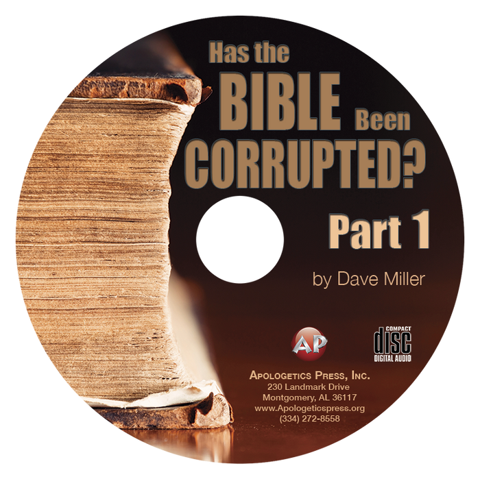Has the Bible Been Corrupted?—DM (5 CDs)