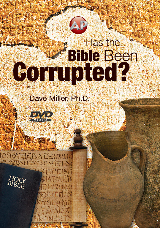 Has the Bible Been Corrupted? - DVD