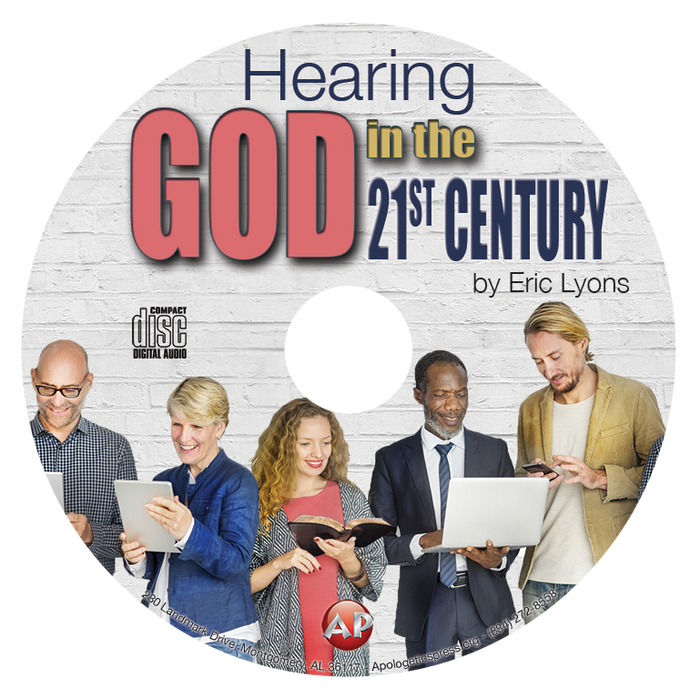 Hearing God in the 21st Century (CD)