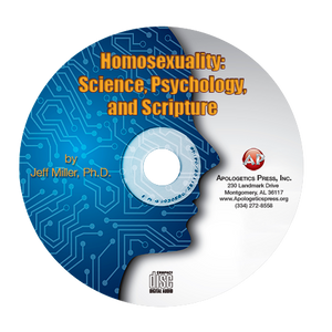 Homosexuality: Science, Psychology, and Scripture (CD)
