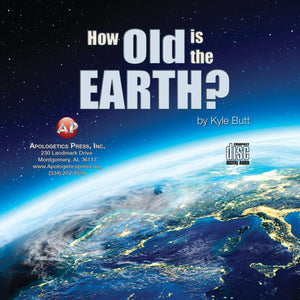 How Old is the Earth? [Audio Download]