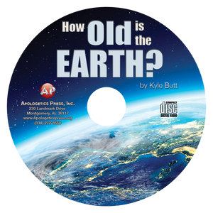 How Old is the Earth? (CD)