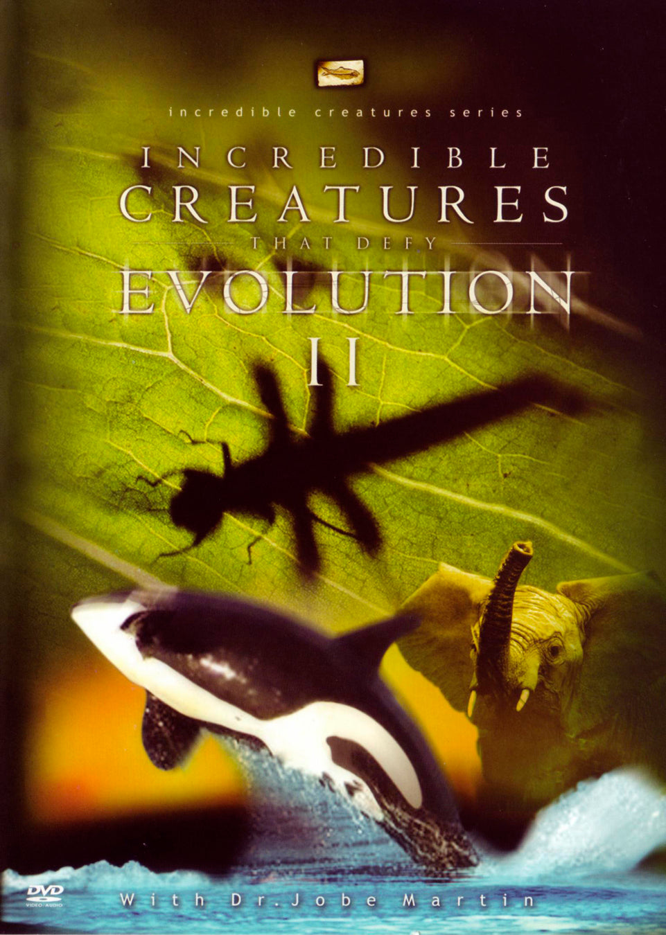 Incredible Creatures that Defy Evolution II - DVD