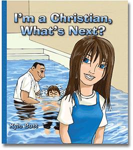 I'm A Christian What's Next?
