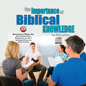 Importance of Bible Knowledge [Audio Download]
