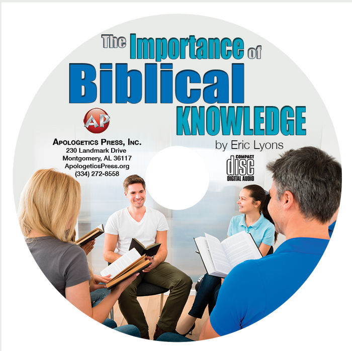 Importance of Biblical Knowledge (CD)