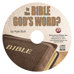 Is the Bible God's Word? (CD)
