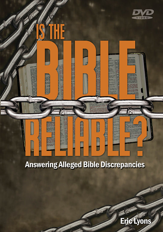 Is the Bible Reliable? - DVD