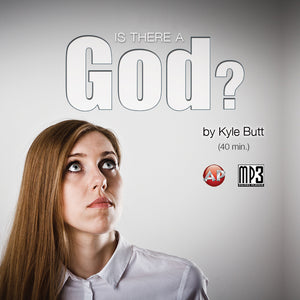 Is there a God? [Audio Download]