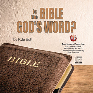 Is the Bible God's Word? [Audio Download]
