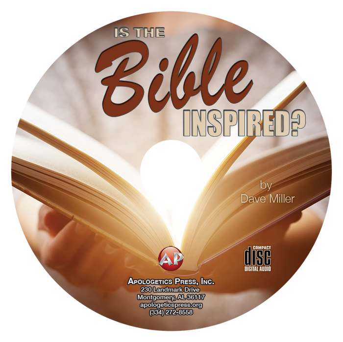 Is the Bible Inspired? (2 CDs)