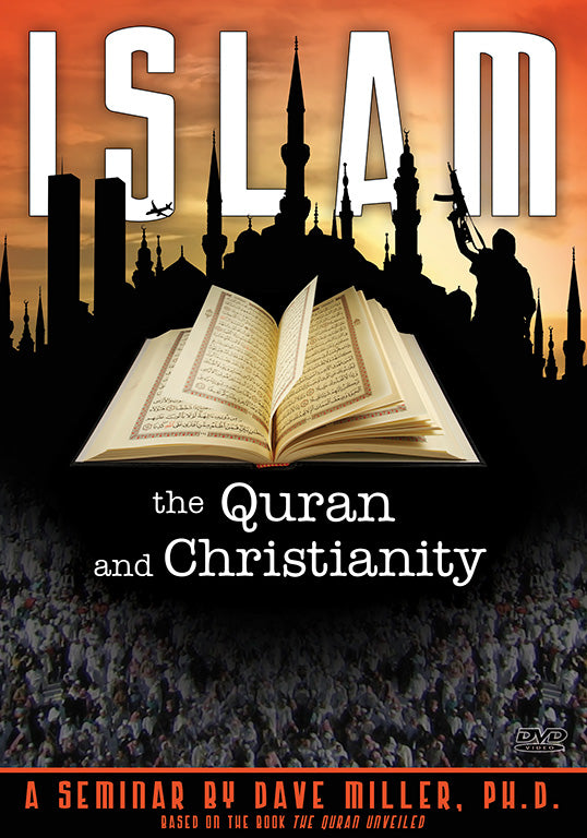 Islam, the Quran, & Christianity - DVD