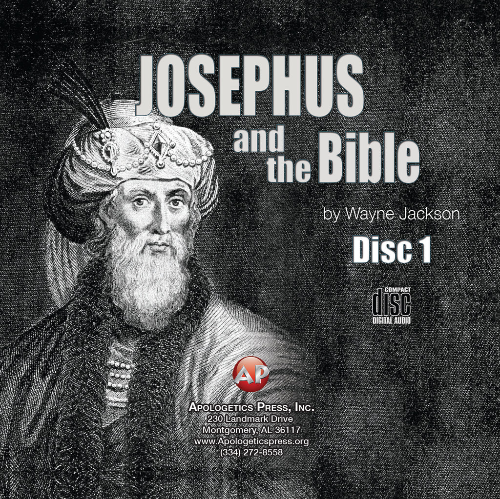 Josephus and the Bible [Audio Download]