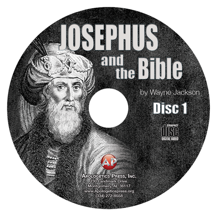 Josephus and the Bible (2 CDs)