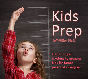 Kids Prep - CD