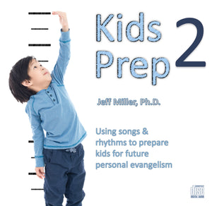 Kids Prep 2 - CD