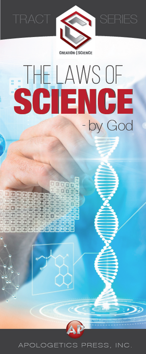 The Laws of Science by God