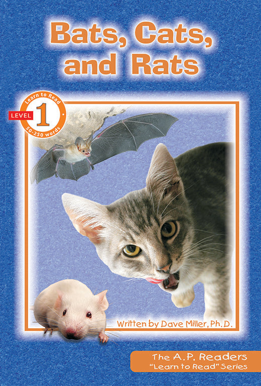 Learn to Read: Bats, Cats and Rats