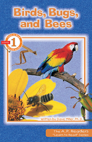Learn to Read: Birds, Bugs and Bees