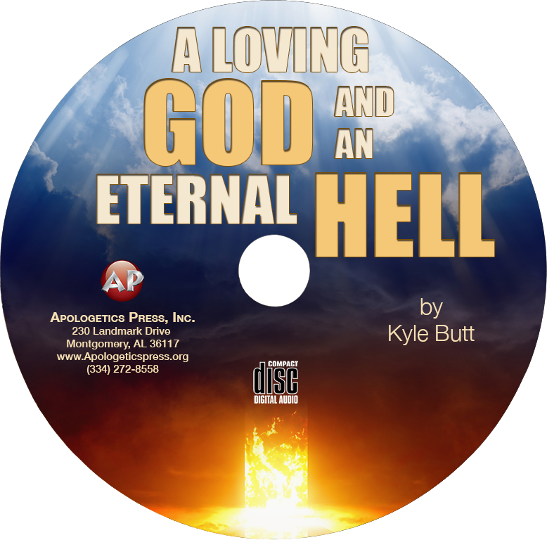 A Loving God and an Eternal Hell (CD)