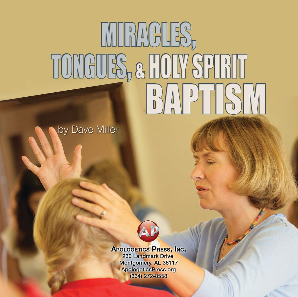 Miracles, Tongues, and Holy Spirit Baptism [Audio Download]