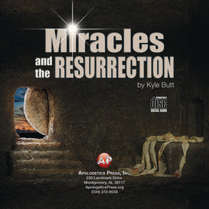 Miracles and the Resurrection [Audio Download]