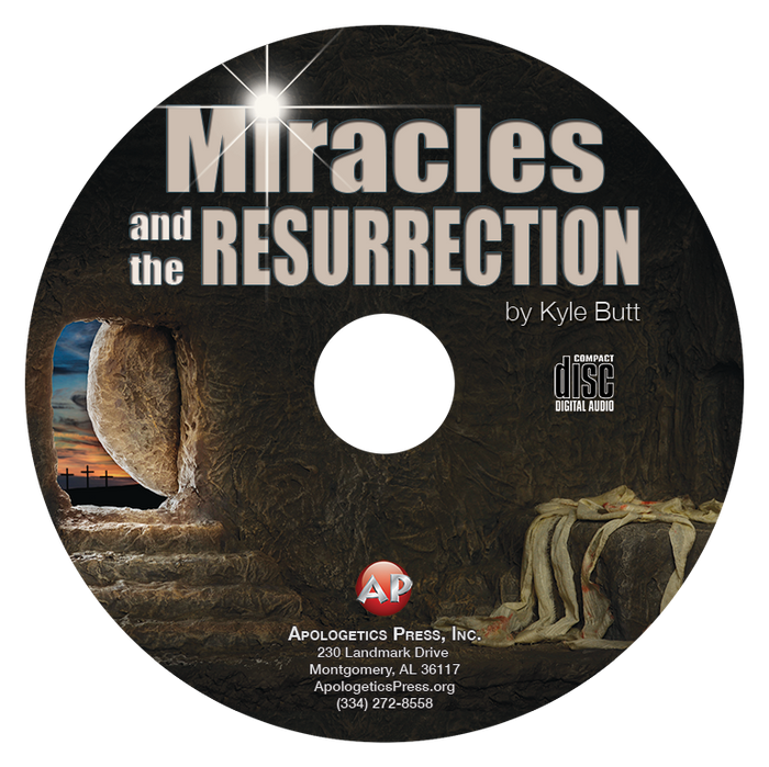 Miracles and the Resurrection (CD)