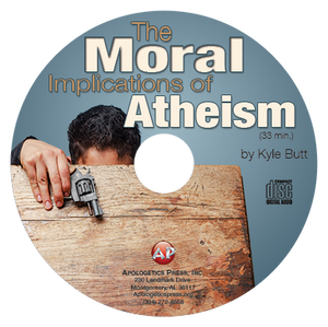 Moral Implications of Atheism (CD)