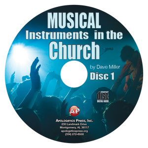 Musical Instruments in the Church (4 CDs)