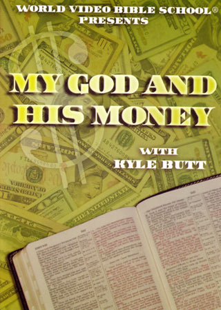My God and His Money - DVD