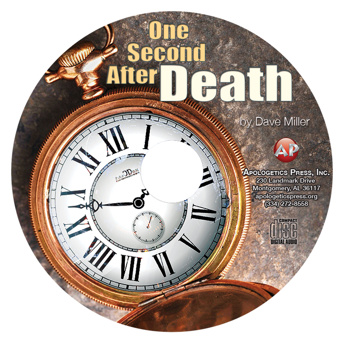 One Second After Death (CD)