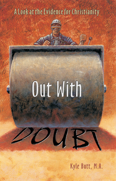 Out With Doubt - Book