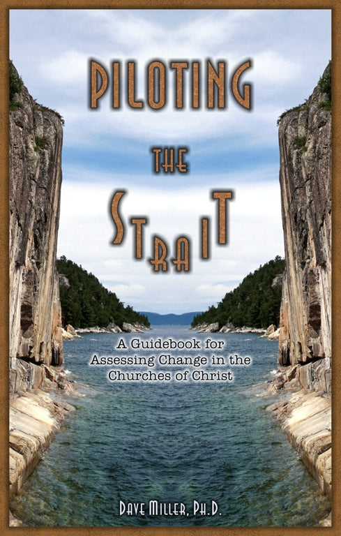 Piloting the Strait - Paperback