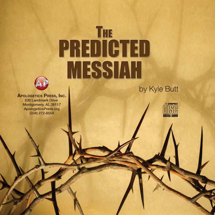 Predicted Messiah [Audio Download]