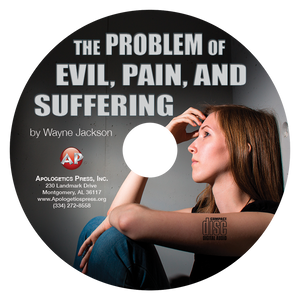 Problem of Evil, Pain, and Suffering (CD)