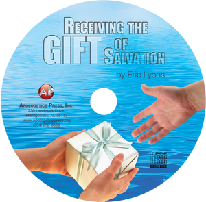 Receiving the Gift of Salvation (CD)