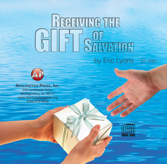 Receiving the Gift of Salvation [Audio Download]