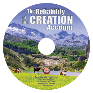 Reliability of the Creation Account (CD)
