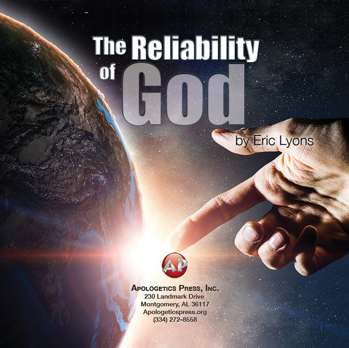 Reliability of God [Audio Download]