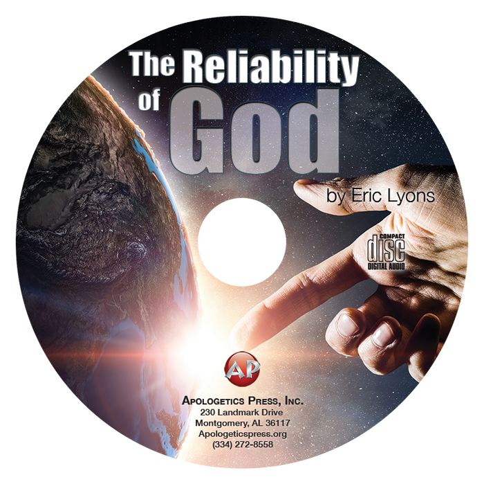 Reliability of God (CD)