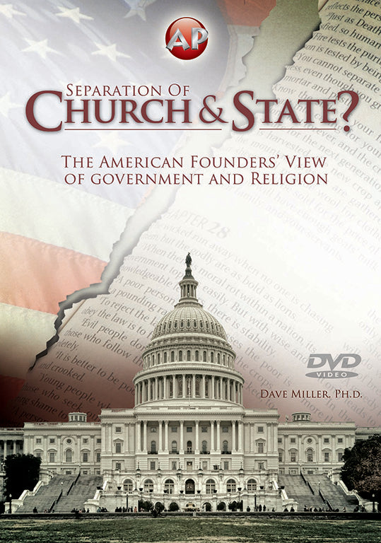 Separation of Church & State? - DVD