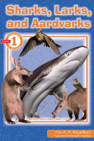Sharks Larks and Aardvarks