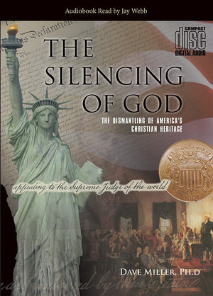 Silencing of God, The (Audio Book, 4-CD set)