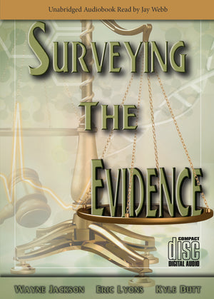 Surveying the Evidence (Audio--Digital Download)