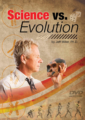 Science vs. Evolution - DVD