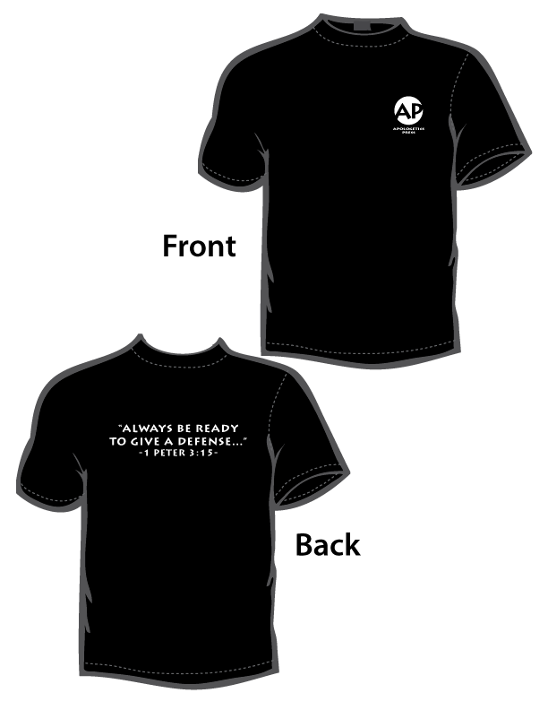 Always Be Ready (T-Shirt) Black