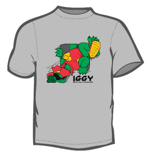 Iggy (Youth T-Shirt) Gray