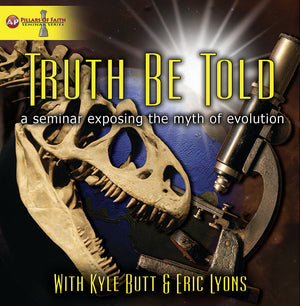 Truth Be Told  - DVD